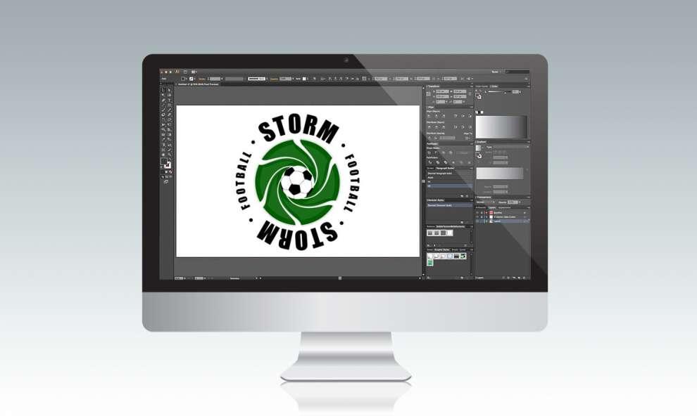 Logo Stormfoosball.cz